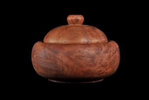 Schale mit Deckel / bowl with lid9